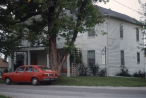 My b&b and my Chevette