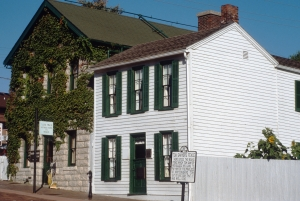 Mark Twain's birthplace