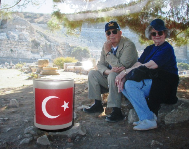 tesserology turkey shot