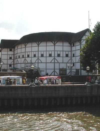 Replica Globe Theatre