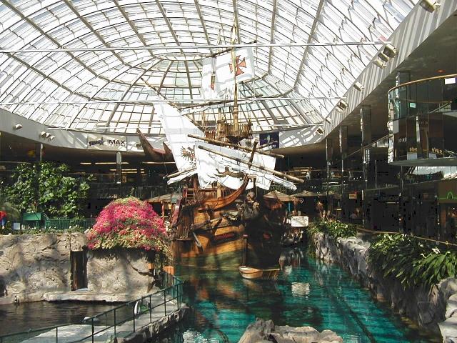 Edmonton Mall.
