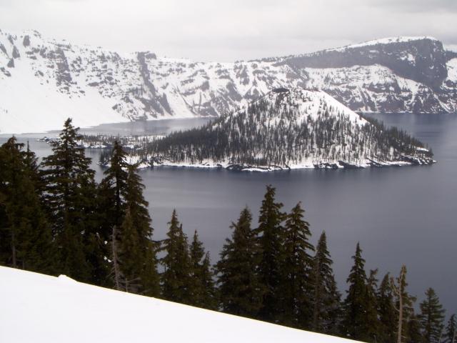 tesserology crater lake