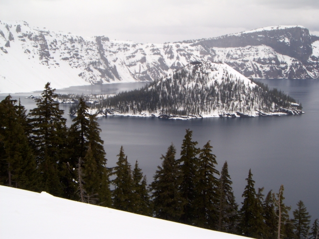 tesserology crater lake