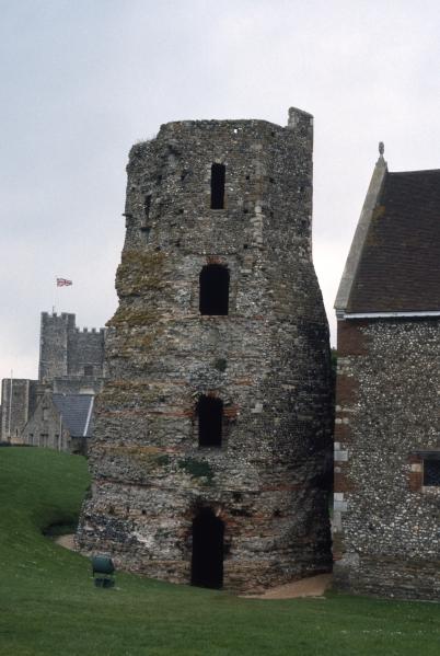 Roman lighthouse, Dover, England