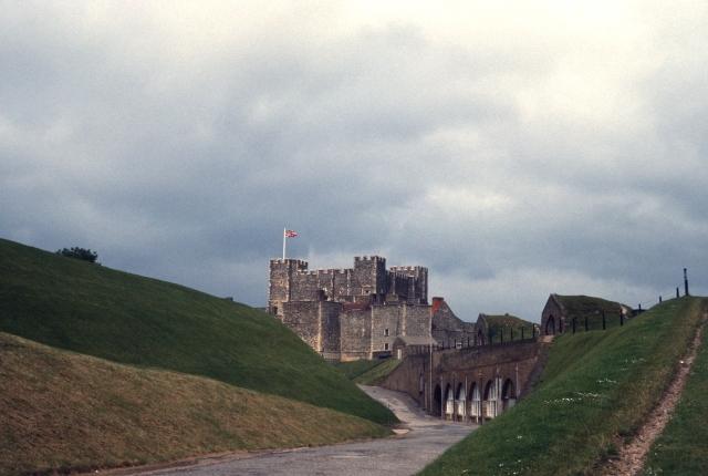 Dover Castle, Dover, England