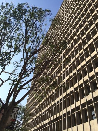 Criminal Courts Building.