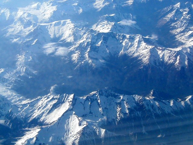 tesserology rockies from the air